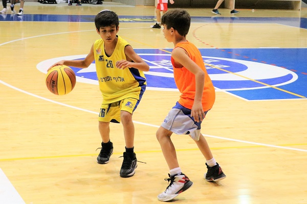 תקווה לעתיד טוב של הכדורסל בנגב