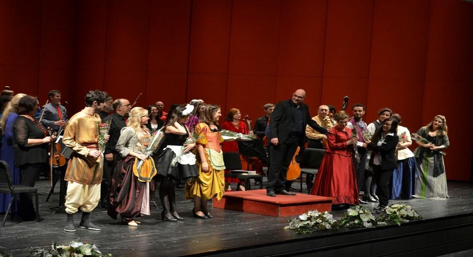 מוצרט בסינפונייטה, לא מה שחשבתם