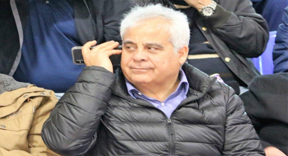 """מקימת אצטדיון """"טרנר"""" נגד ראש עיריית דימונה"""
