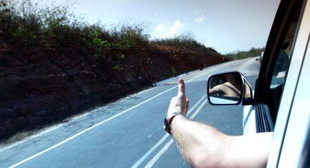 נהג ברכב