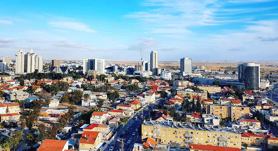 ערב יום העצמאות: יותר מ-220 אלף תושבים בבאר שבע