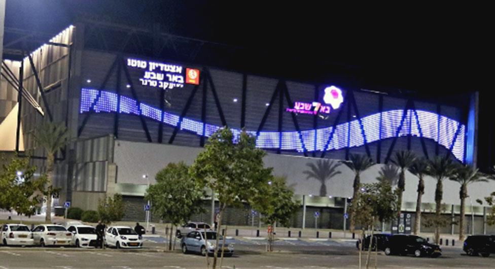 1.85 מיליון שקל לשיקום גג אצטדיון טרנר
