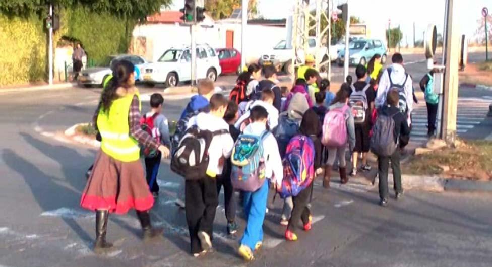 177 ילדים נפגעו בעשור בתאונות בבאר שבע בשעות אחר הצהריים