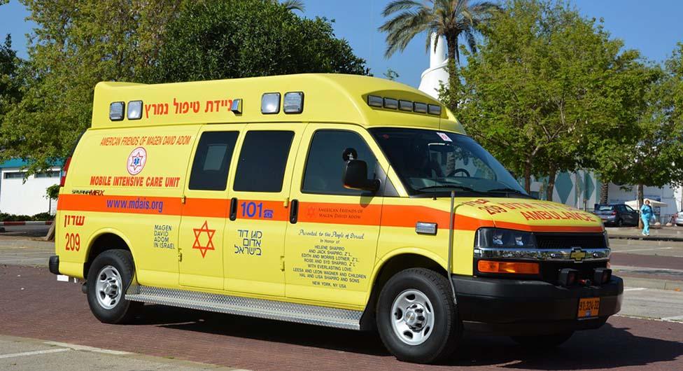 באר שבע: קשישה נפגעה מרכב בשכונה ה'
