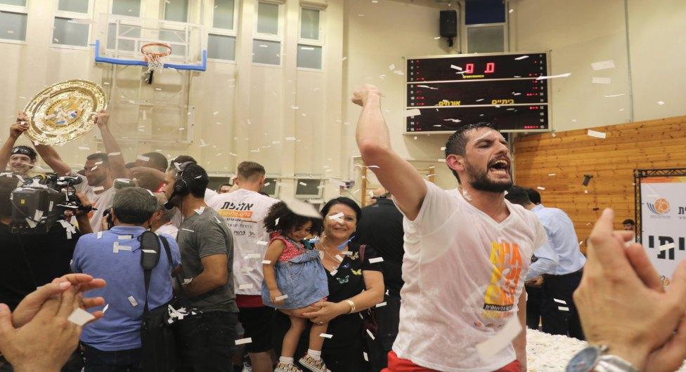 משחק 3 בגמר הפלייאוף 2018 כדורסל