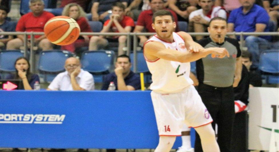 כדורסל נגד רמת גן משחק 2 חצי גמר 2018
