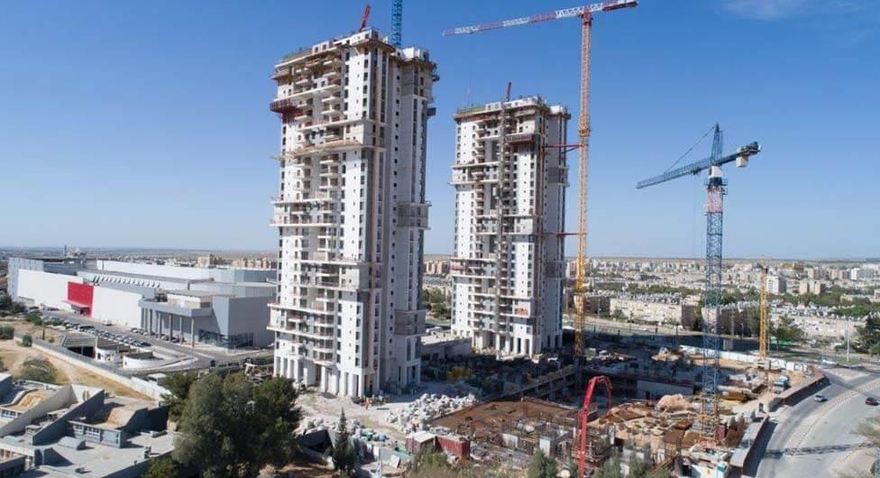 """בנייה ירוקה בפרויקט היוקרתי """"גרנד אביסרור"""""""