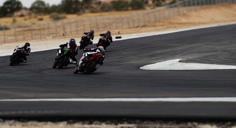 לראשונה: מרוץ אופנועי כביש בפארק המוטורי