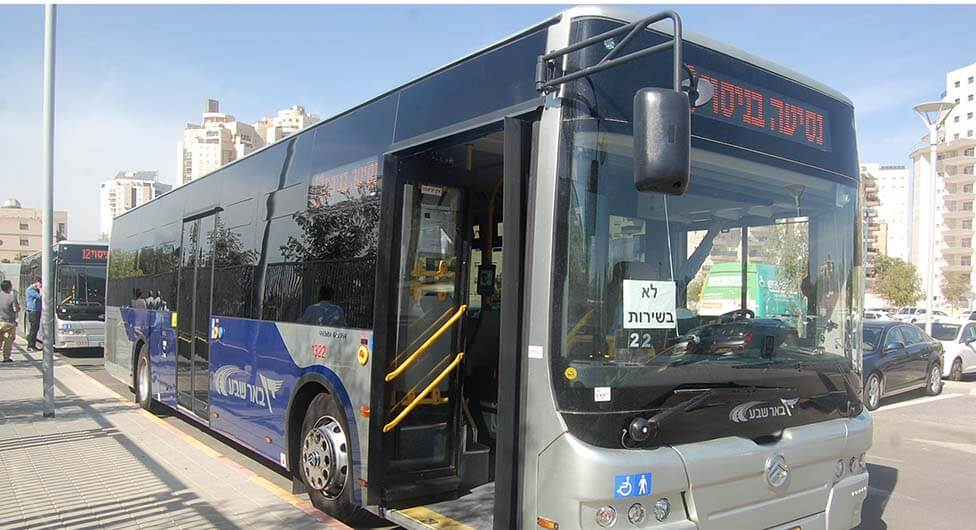 החל מיום שלישי, קווים נוספים בתחבורה הציבורית