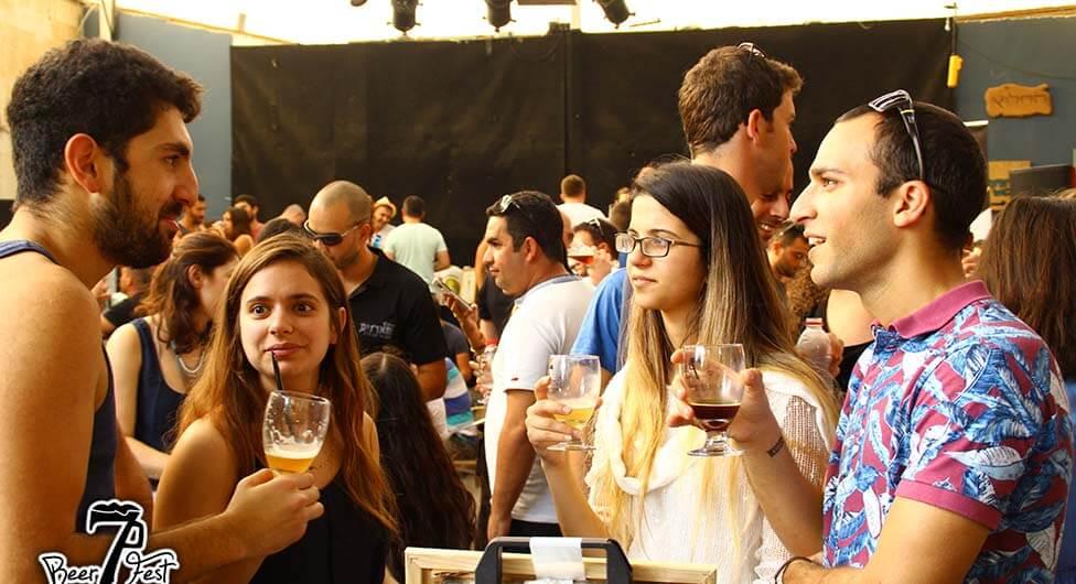 פסטיבל בירה בבירת הנגב