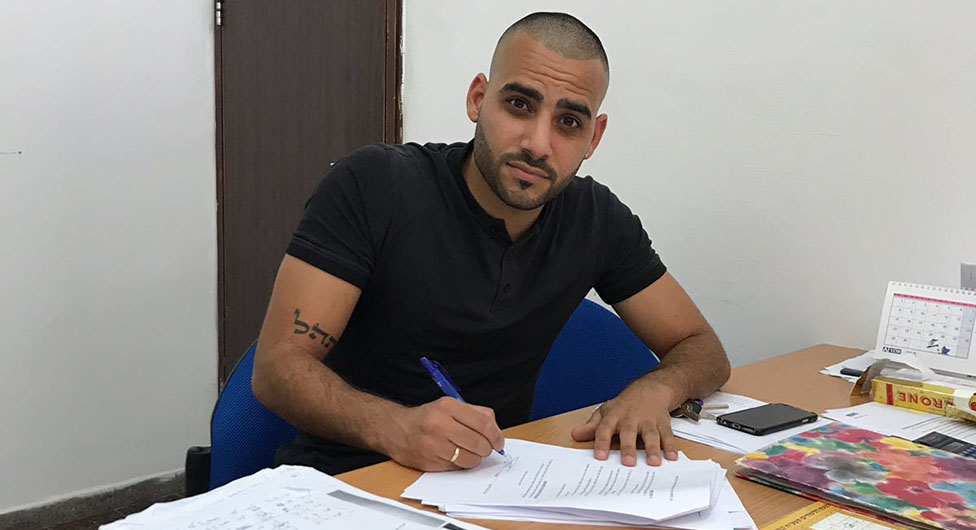 דימונה: משה אסולין חתם לעונה נוספת, שמעון לוגסי הצטרף