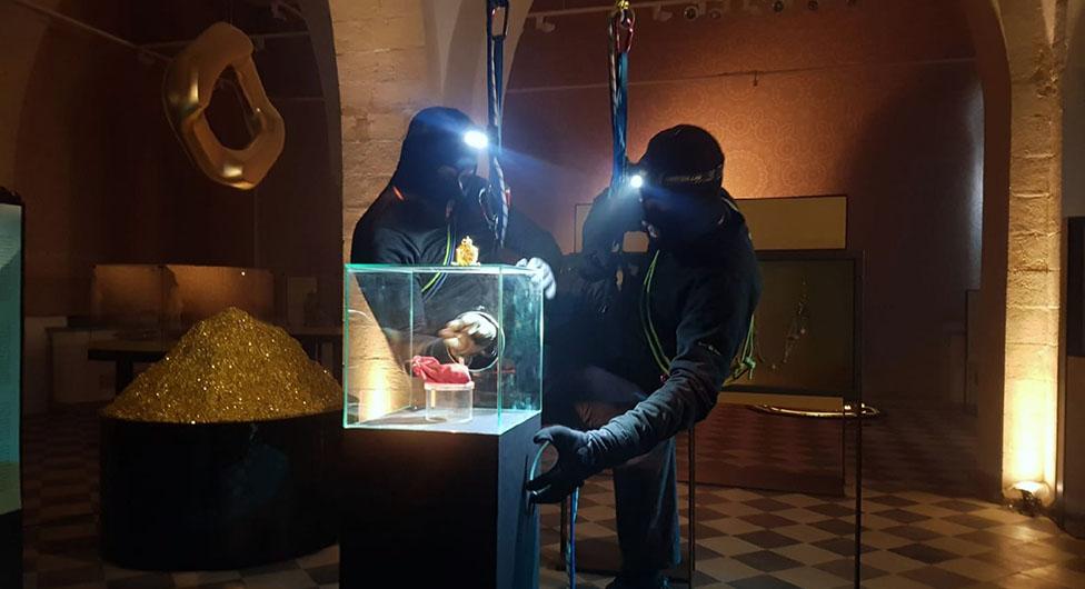 שוד במוזיאון האיסלאם
