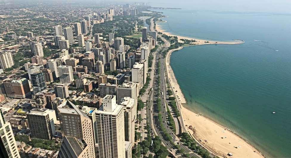 """מונדיאל בארה""""ב - תצפית על שיקגו"""
