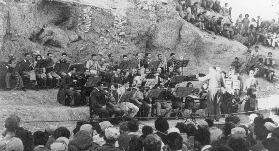קונצרט היסטורי