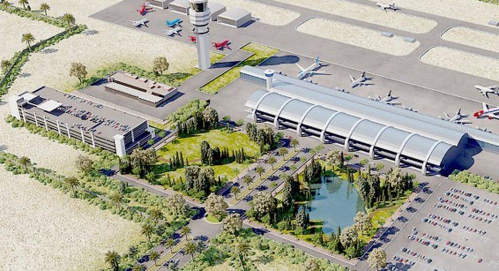 לעצור את ההכנות להקמת שדה תעופה בצפון