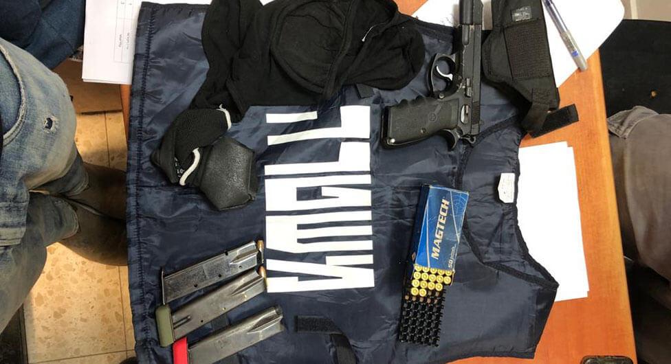רצח נוסף ברהט, המדינה נלחמת בנשק הלא חוקי