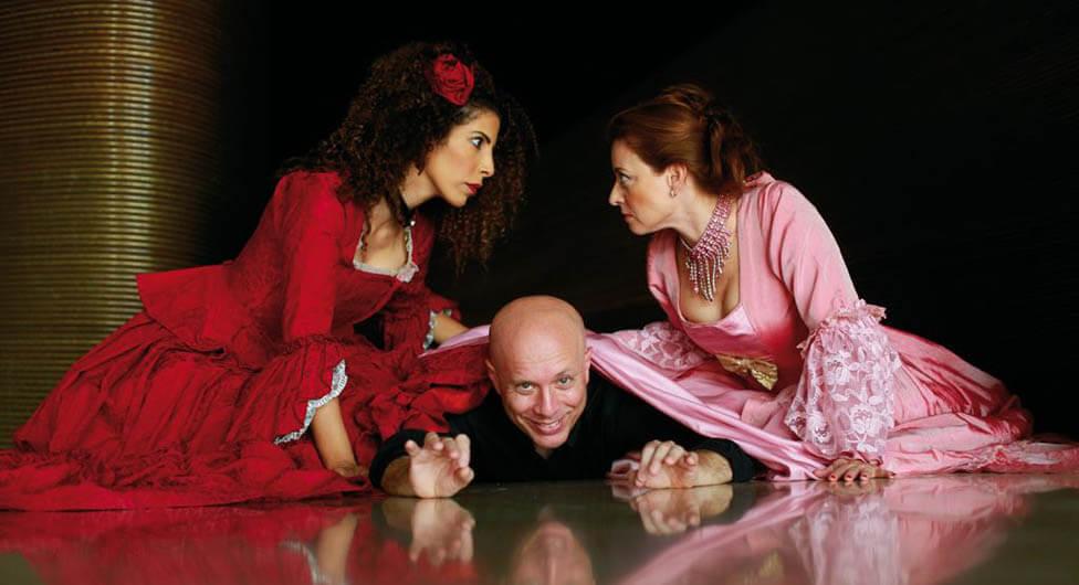 ריאליטי (סטנד-אפ) אופרה