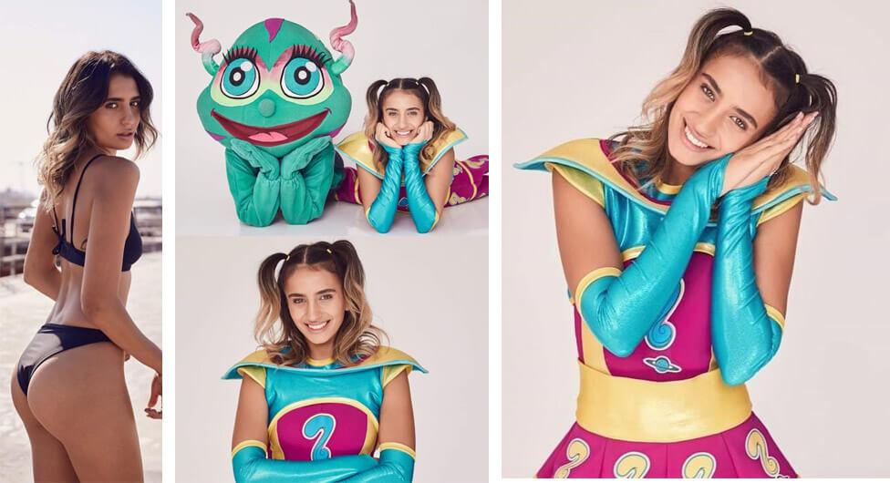 """""""תראו איזה תמונות היא מעלה, היא אמורה לייצג כוכבת ילדים, אסור לה"""""""