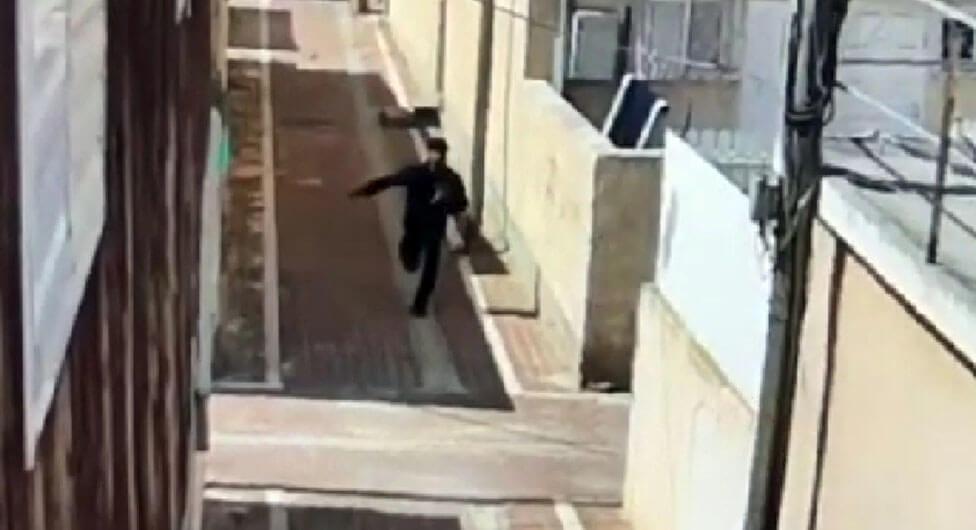 תושב הפזורה תקף ושדד אישה בבאר שבע