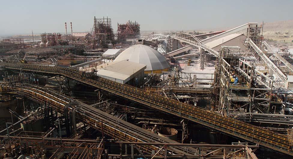 """כ-1.2 מיליארד שקלים מ""""מפעלי ים המלח"""" למדינה"""