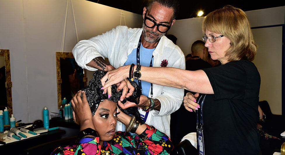 מעצבי השיער מבאר שבע שעיצבו את ארוויזיון 2019