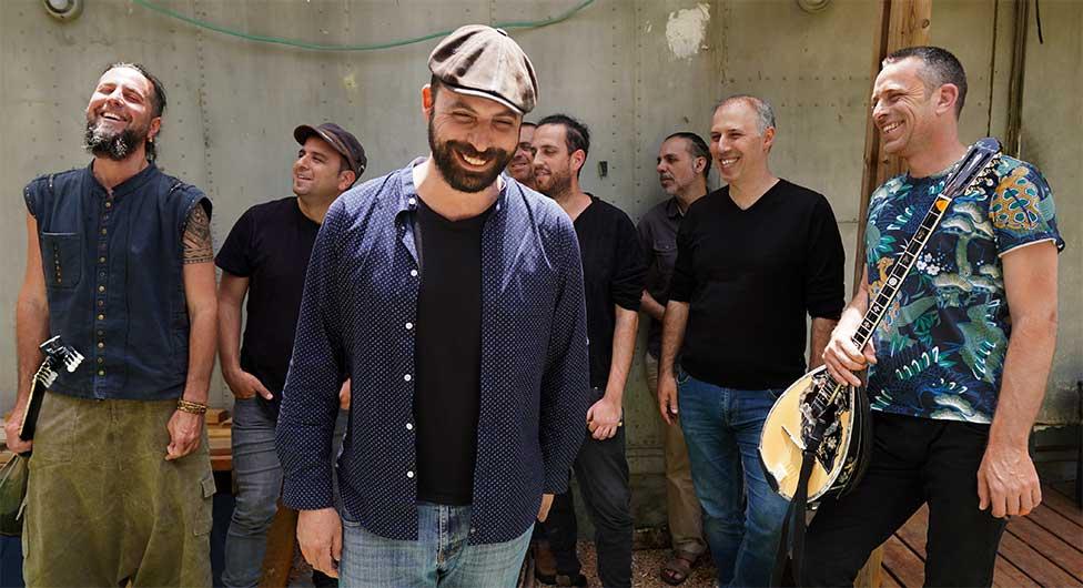 חגיגה יוונית בברקה