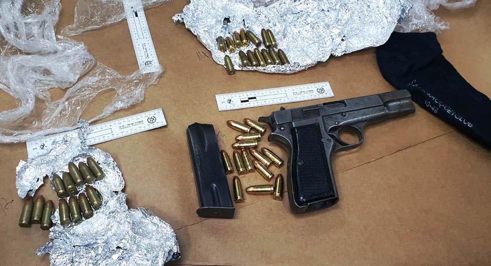 """""""קניתי את האקדח משוהה בלתי חוקי"""""""