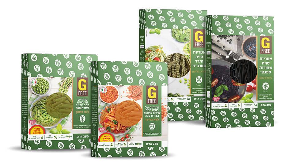 לקראת שבועות חברת גורי מרחיבה את סדרת מוצרי G-FREE, מוצרים ללא גלוטן