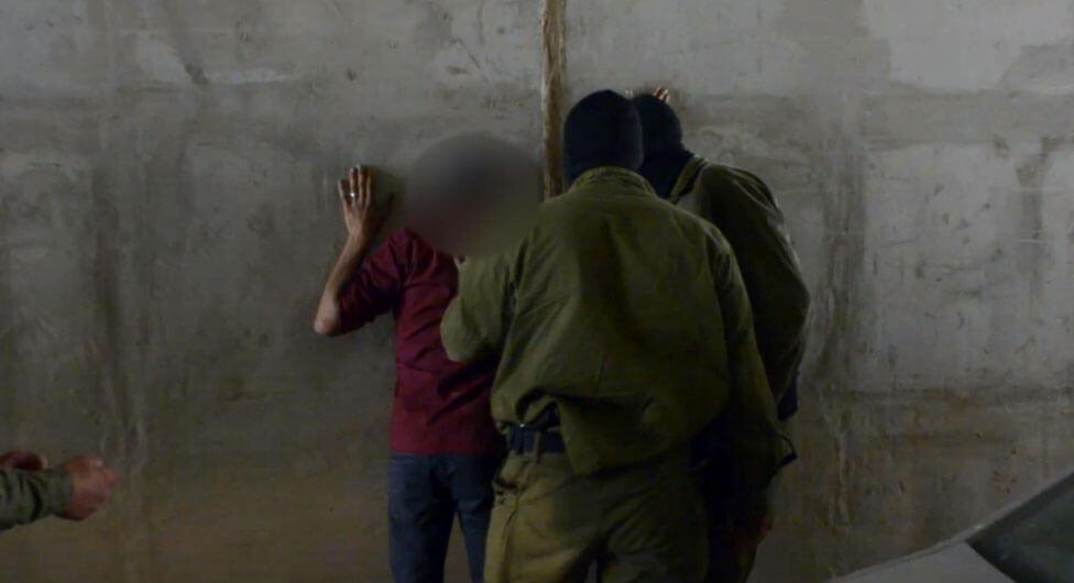 תיעוד: המסתערבים עצרו פלסטינים בנגב