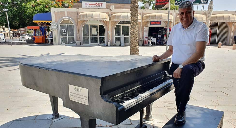 אופקים: מופעים פסנתריים כל שני בשבוע