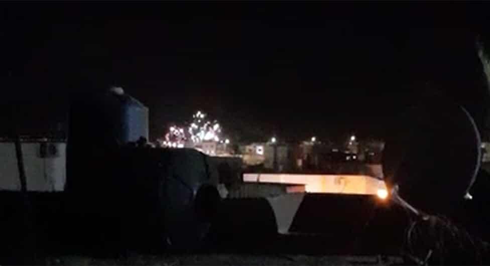 לילה לבן בערערה בנגב: קטטות, ירי וידויי אבנים