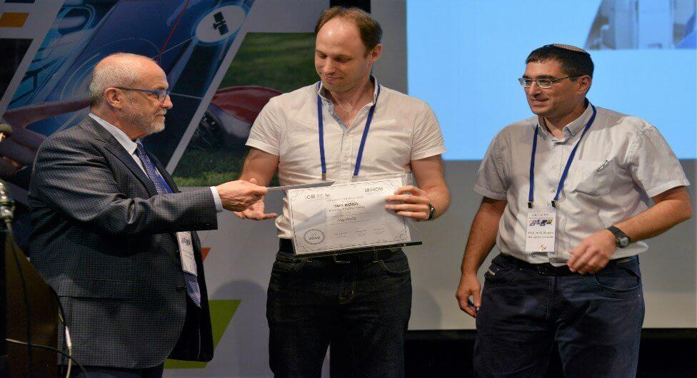 פרסים בינלאומיים לחוקרים מאוניברסיטת בן גוריון