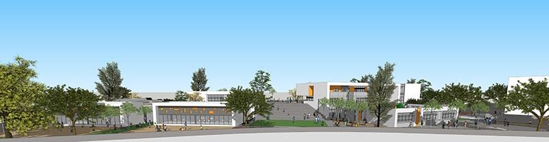בית ספר יסודי ל-700 תלמידים