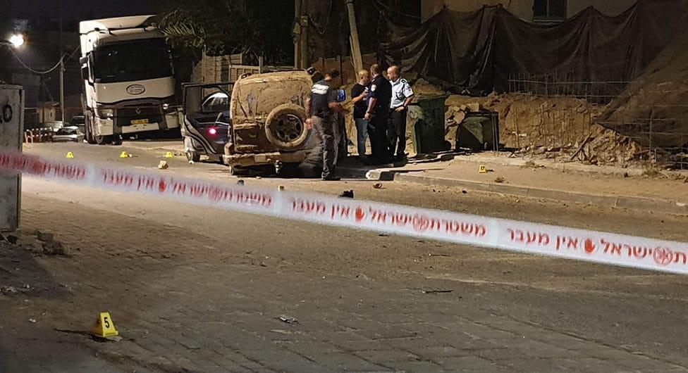 מהומות ברהט ובתראבין