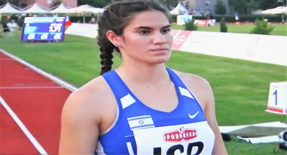 שיא ישראלי לגל קדמון ורביעיית השליחות באליפות אירופה
