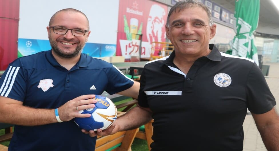 אבנר דרורי ואנדראה ווקוייביץ'