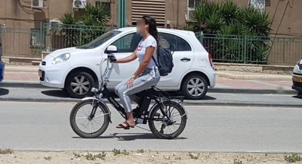20 נפגעים בתאונות אופניים בעשור בבאר שבע
