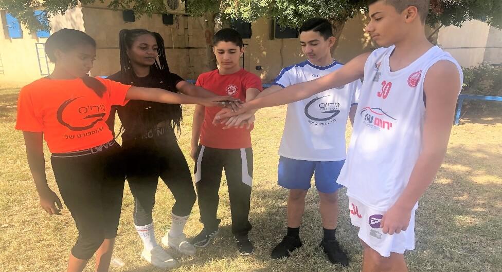 ספורט צעיר   כיתת ספורט