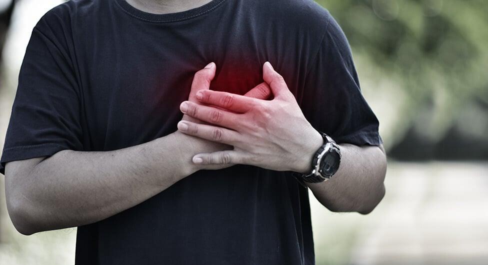 התקף לב כתאונת עבודה