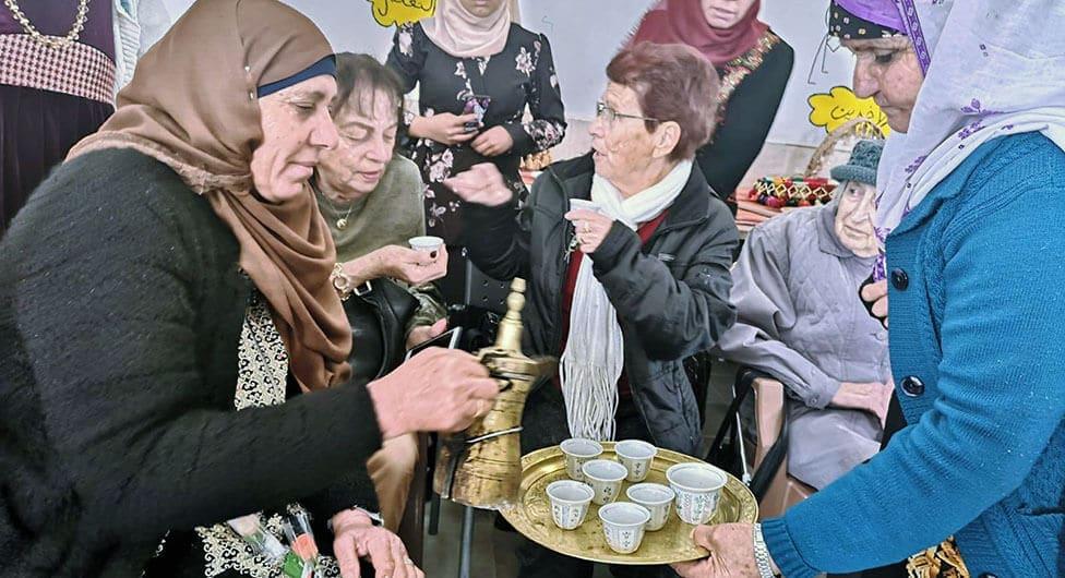 ללא מילים: דוברות רוסית ודוברות ערבית יצרו קשר מיוחד