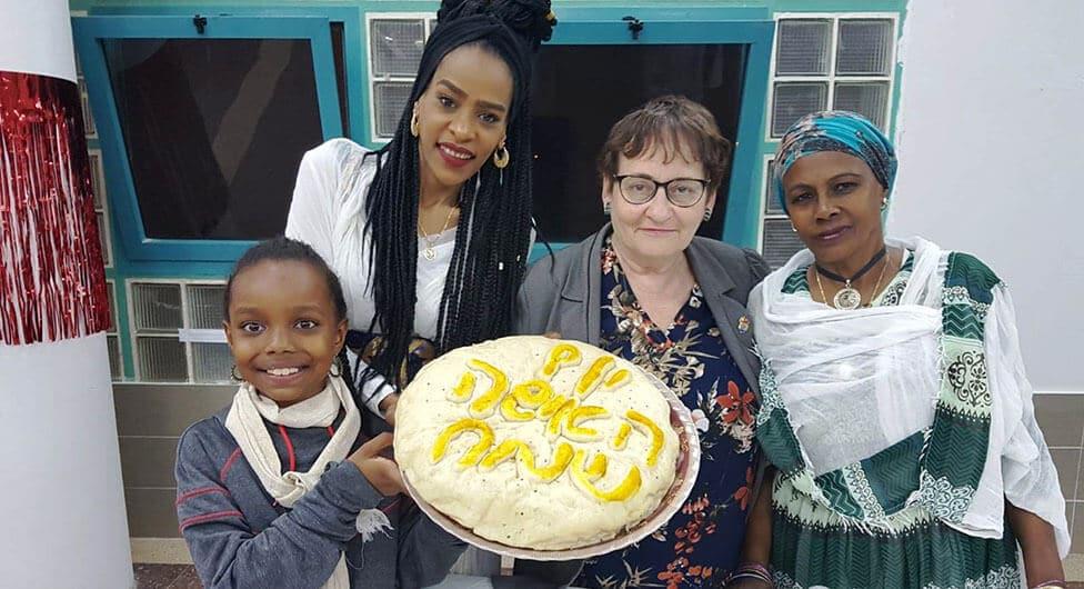 יום האישה ליוצאות אתיופיה