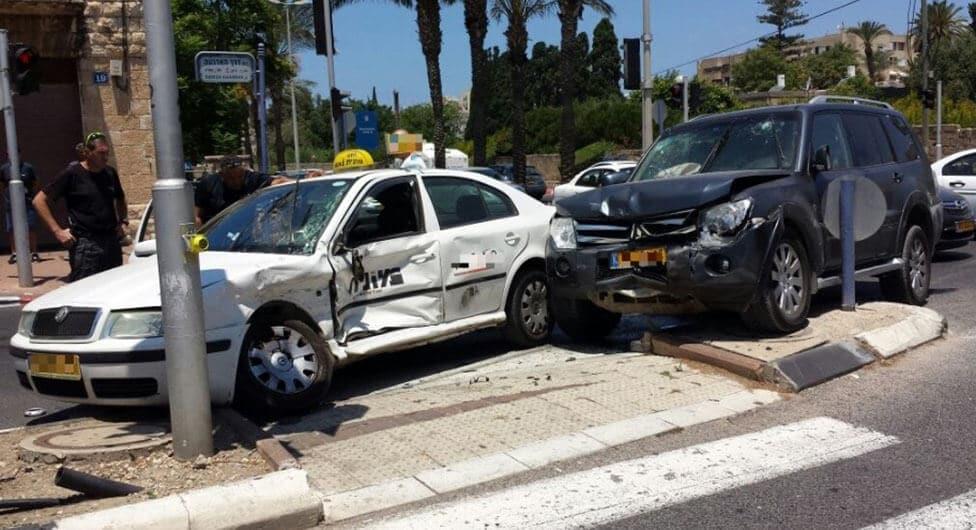 509 נפגעים בתאונות בבאר שבע ב-2019