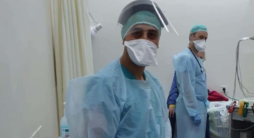 """מיון נשימתי (רספירטורי) הופעל לפני יומיים במלר״ד """"סורוקה"""""""