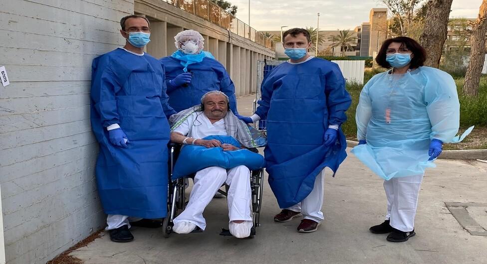 בשורה משמחת מבית החולים סורוקה