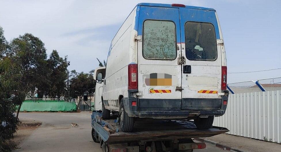 74 דוחות תנועה בפעילות המשטרה בתל שבע