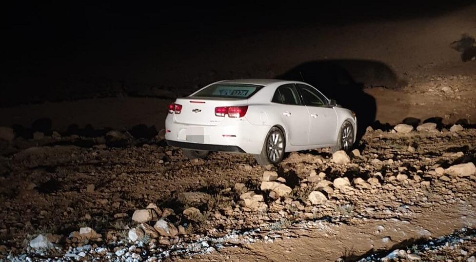 משטרת ישראל סיימה את חקירת אירוע פגע וברח בערד