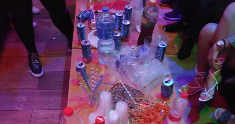 חלק מבני הנוער בחרו לפתוח את השנה עם אלכוהול ומסיבות
