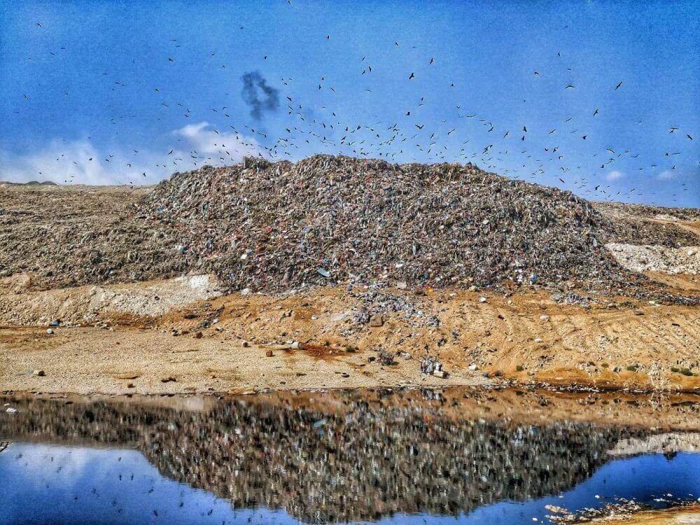 סיור וירטואלי בעקבות שקיות האשפה