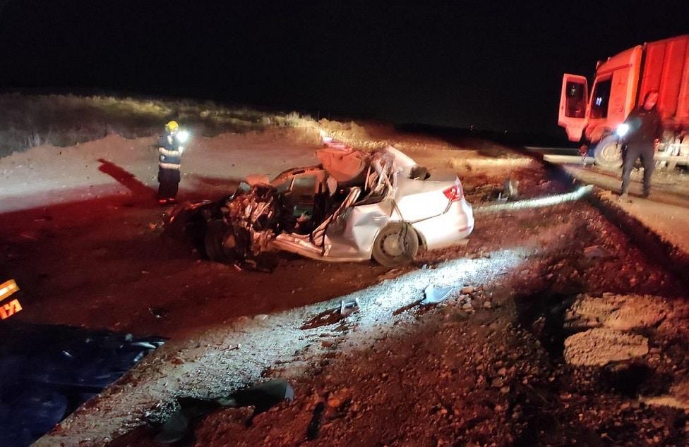תאונת דרכים קטלנית על כביש 264