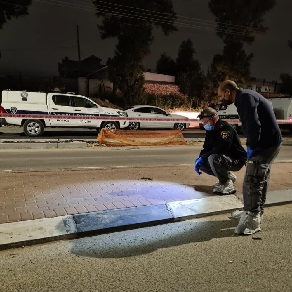 שלושה נערים בני 13 ו-14 נורו הלילה ברהט